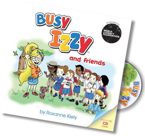 Book 1: Busy Izzy and Friends