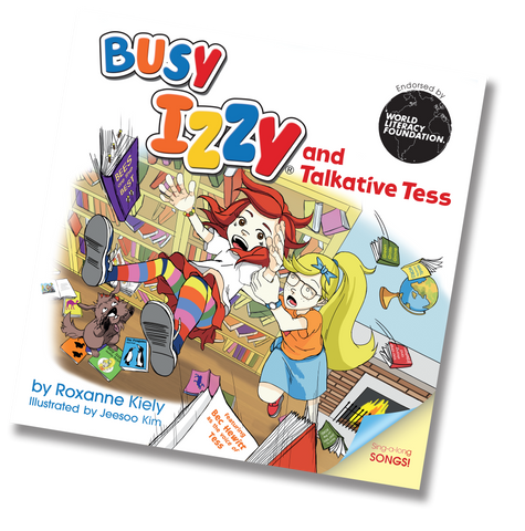 Book 3: Busy Izzy and Talkative Tess