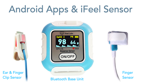 iFeel Bluetooth Sensor for Alive