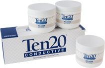 Ten20 EEG Conductive Paste 3 x 4oz Jars
