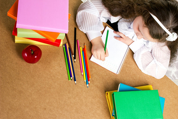 Help your child get organized and improve his or her grades.
