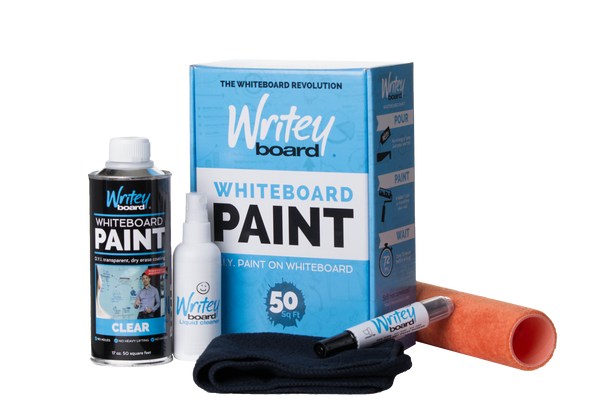 Clear Dry Erase Board Paint Transparent Whiteboard Paint