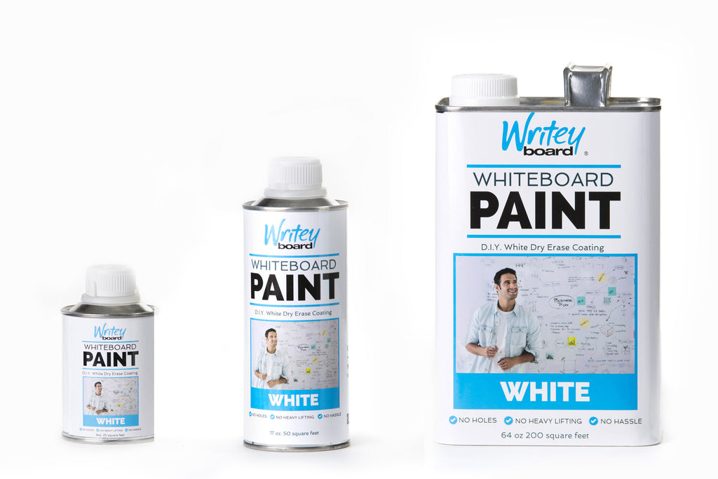 White Dry Erase Wall Paint Whiteboard Paint For Walls