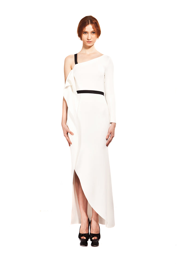 Taylor One Shoulder Gown