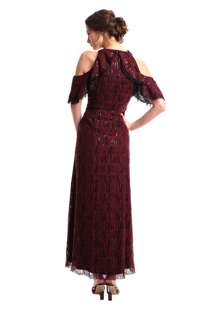 Janisa Lace Gown