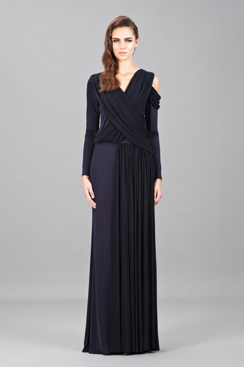 Miss Hudson Jersey Gown
