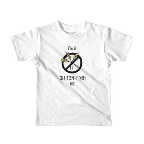 """100% Vegetarian Kid"" T-Shirt"