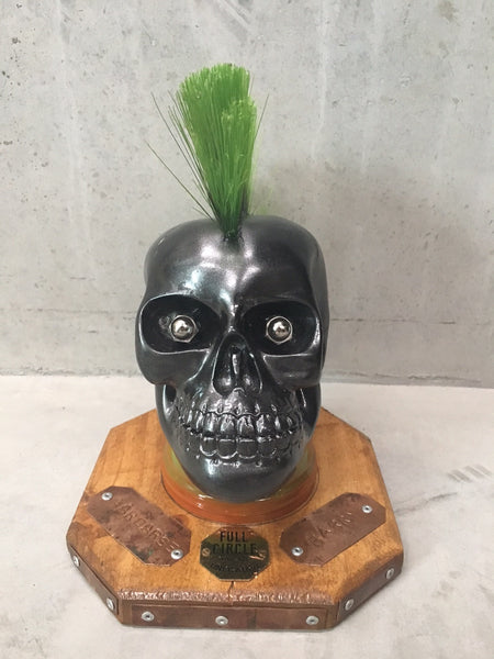 Hard-ArsE HaRRy Mohawk Skull