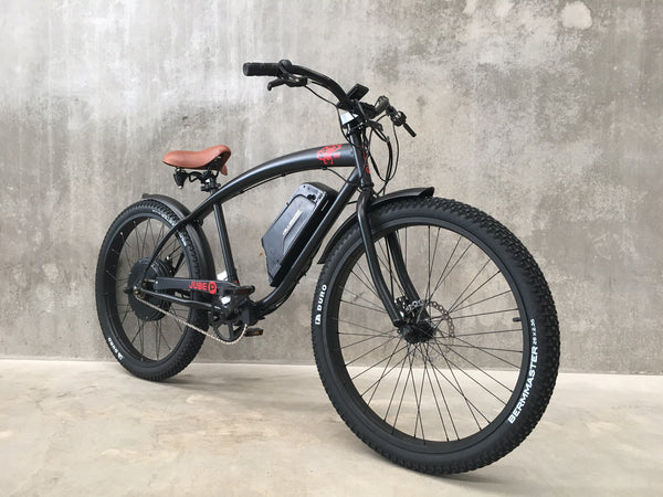 ELECTRIC P50 - Rear Drive - Off Road