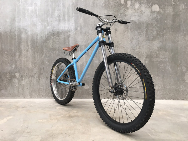 Pre-loved Hardtail - Sky Blue - Superfat