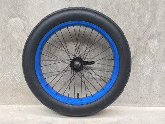 Wheels Rear 20x3 Blue only