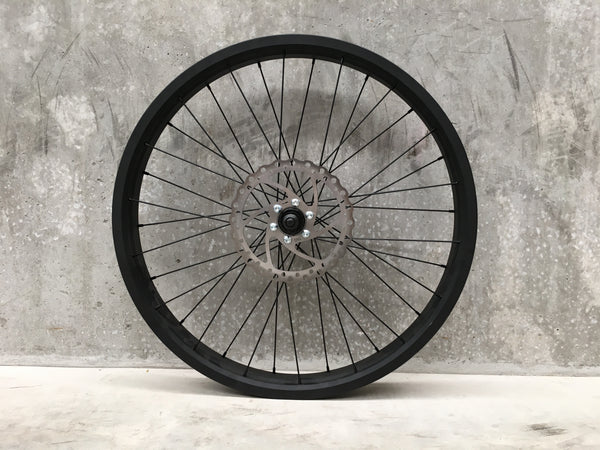 Wheels Front Dragster SHIFTY 22""