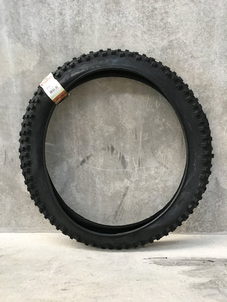 Tyres - 24 x 3 CruisEr (F) & Hardtail (R)