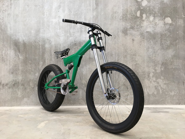 StrEEt CruisEr  *SALE* Pre Loved GrEEn MachinE
