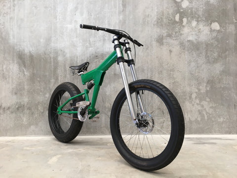 StrEEt CruisEr - Pre Loved GrEEn MachinE