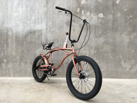Dragster 'Shifty' - Bobber - IN STOCK!