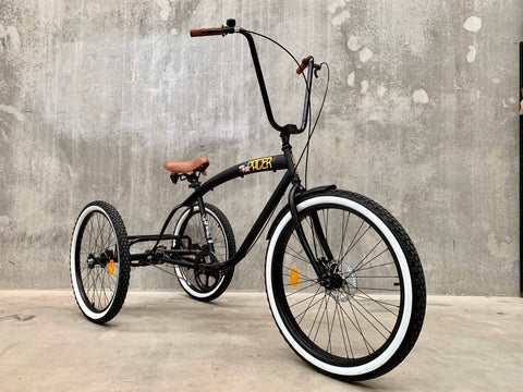 P50 TRIKE STOCKO DEMO