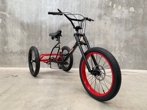 POSTIE - TRIKE 6SPEED - TEMP OUT OF STOCK