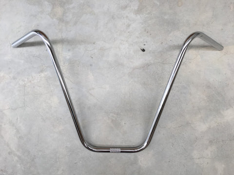 "Bars - 19.5"" (500mm) Ape Hangers - BACK IN STOCK!!!"