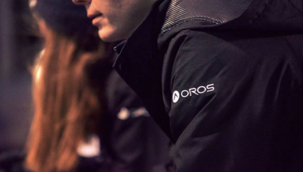 Oros launches winter wear with aerogel insulation