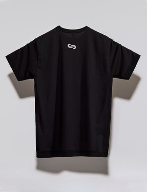 Men's Logo t-shirt, color:Black2