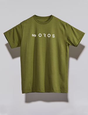 Men's Logo t-shirt, color:Olive