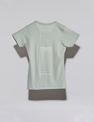 Women's Horizon t-shirt, color:Sky2