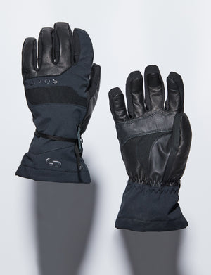 Men's Endeavour Gloves, color:Black