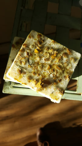 Lemongrass & Chamomile Shower Bar