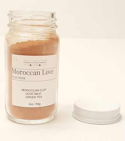 Moroccan Love Clay Mask