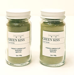 Green Kiss Clay Mask