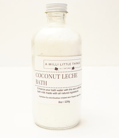 Coconut Leche Bath