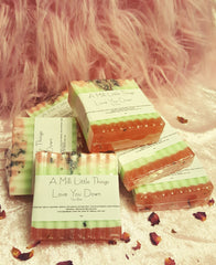 Love You Down Yoni Bar (Hibiscus & Green tea)