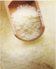 Foaming Bath Salt Blends