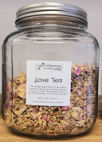 LOVE TEA HERBAL BLEND
