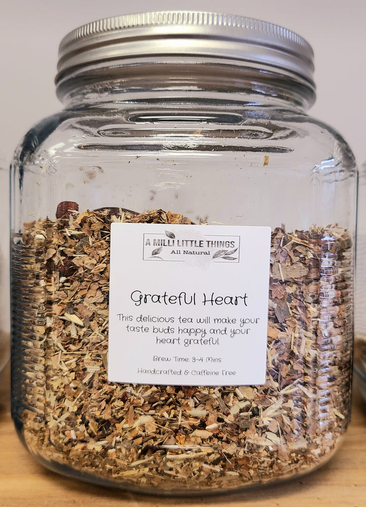 GRATEFUL HEART TEAHERBAL BLEND