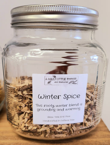 WINTER SPICE ROOT TEA BLEND
