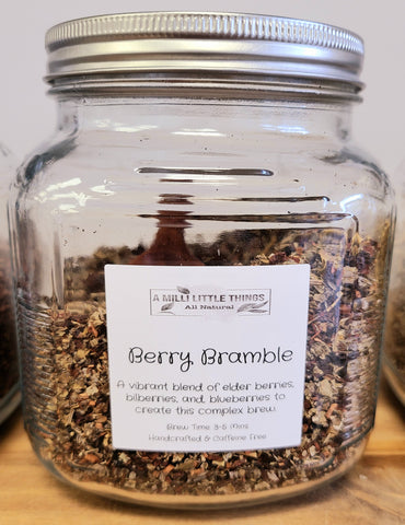 Berry Bramble Tea Herbal Blend