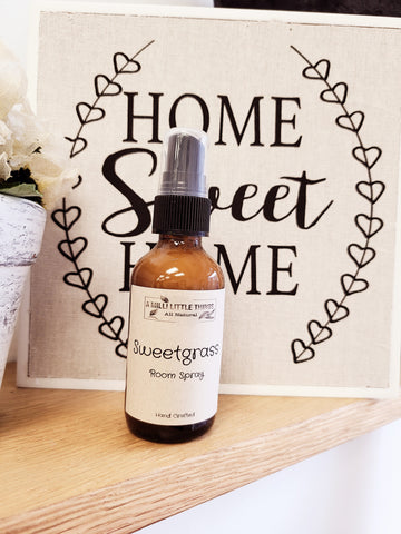 Sweetgrass Room Spray