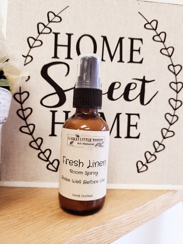Fresh Linen Room Spray