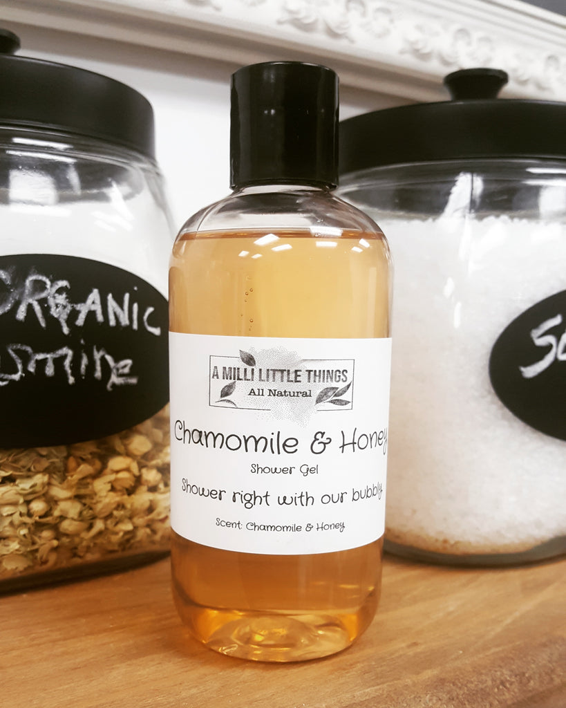 Chamomile & Honey Shower Gel