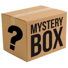 (COMING SOON) Mystery Box