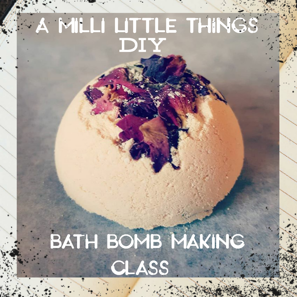 DIY Bath Bomb (Adults Only) 11/17