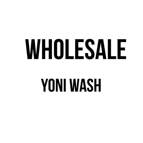 Wholesale Yoni Wash (1/2 Gallon)