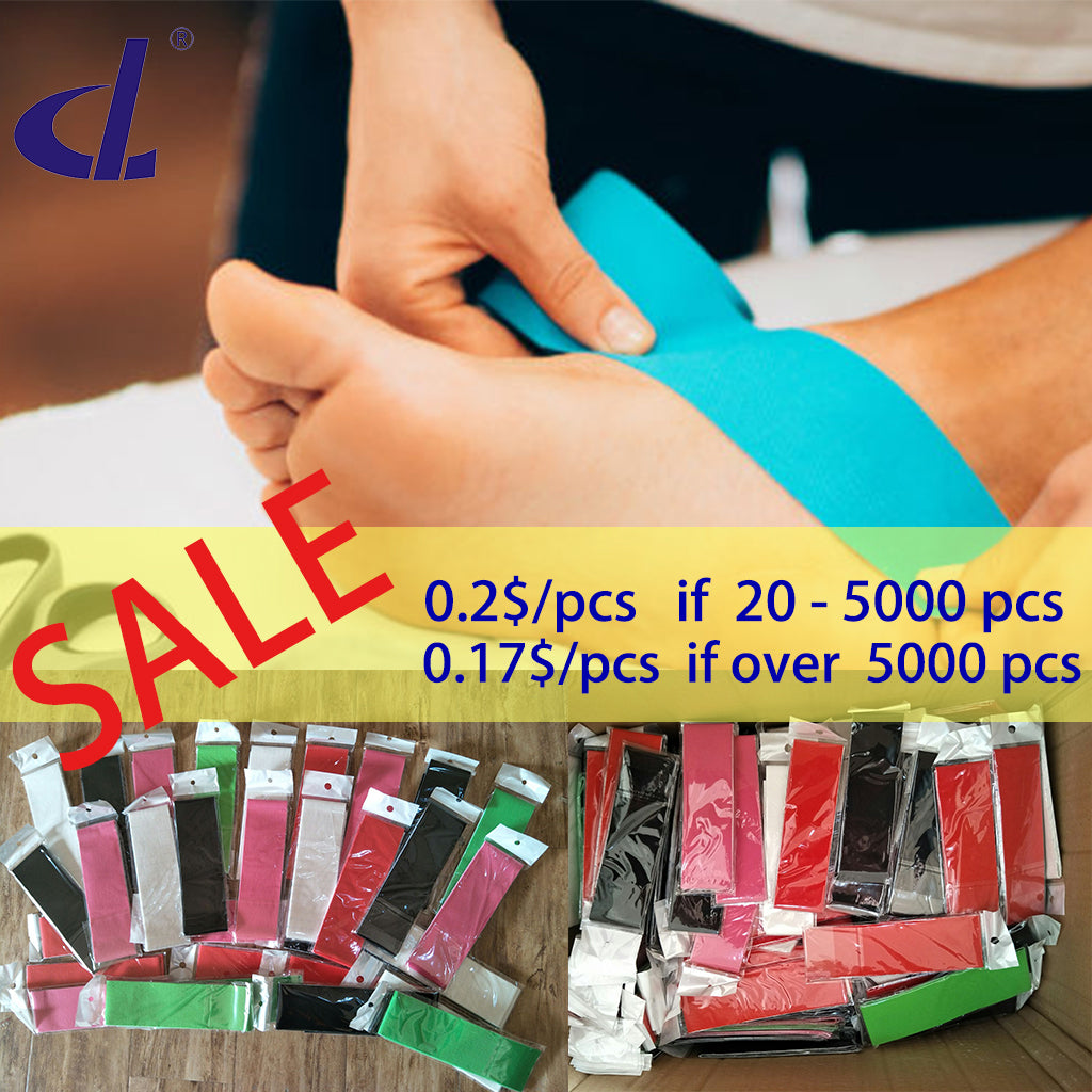 Big discount of Kinesiology tape from factory DL Medical