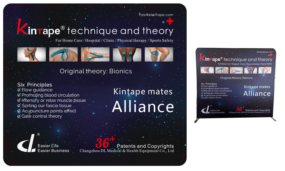 Kintape technique and theory system