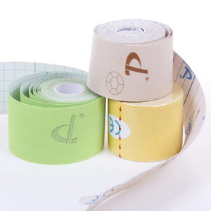 Ion Negative Titanium kintape - DL0317 [FOB Price] - DL-  tapes and bandages manufacturer-Ion kintape-Customizable Order Service-DLbandage