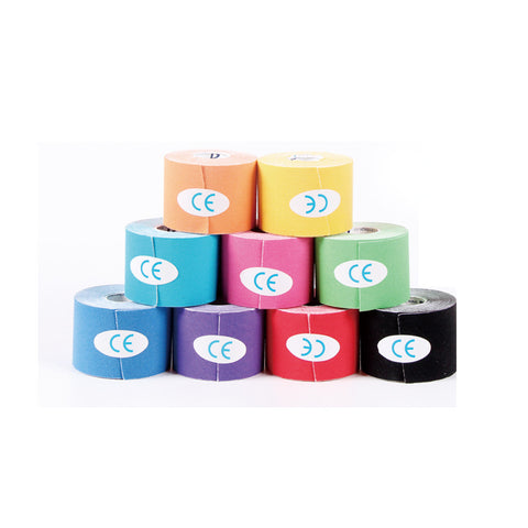 Kinesiology tape 5cm x 5m - DL030203 [FOB Price] - color