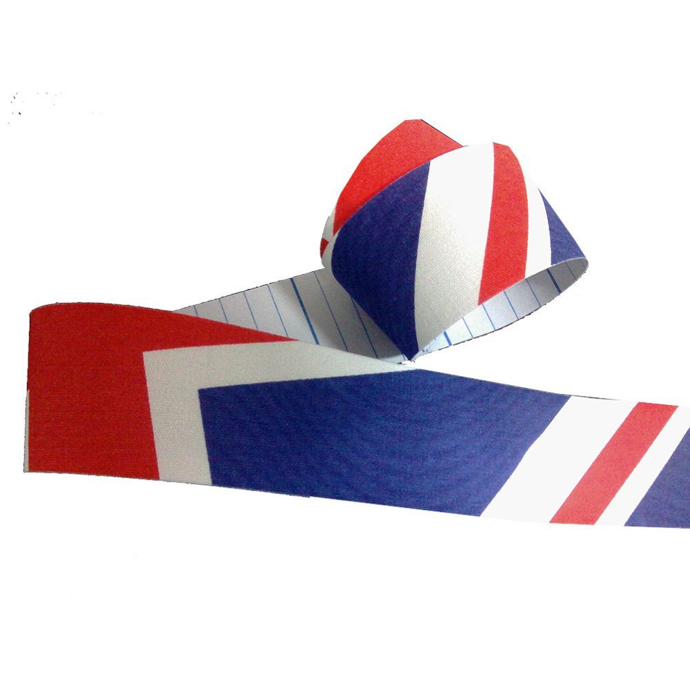 Kintape Camouflage Union / Jack Flag /  design Kinesiology tape - DL030210 [FOB Price] - DLbandage  - 3