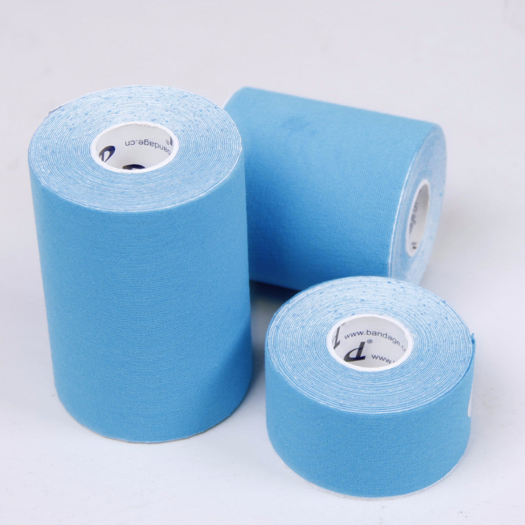 Cotton Kinesiology tape 2.5cm,3.8m,7.5m,10cm - DL0302 [FOB Price] - DLbandage  - 1